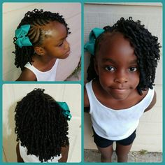 Strange No Tension Crochet Braids I Love This For My Little Girl This Is Hairstyles For Men Maxibearus