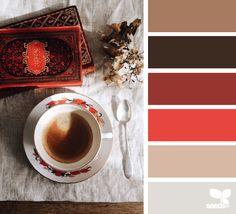 coffee hues