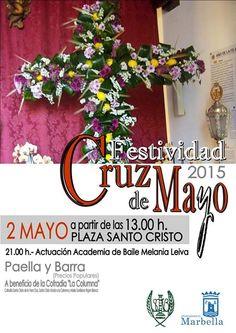 #Marbella, Spain Festividad Cruz de Mayo #2015