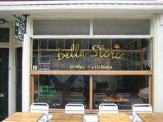 Bella Storia - the best Italian Restaurant in Amsterdam