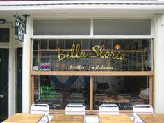 Try: Bella Storia - the best Italian Restaurant in Amsterdam