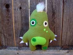monster plush toy