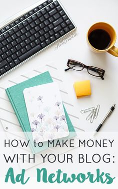 How to Start a Profitable Blog for Beginners: Part 5 - Monetizing with Ads - step-by-step directions to setting up, growing, and monetizing your blog. Start making money doing what you love! - Happiness is Homemade