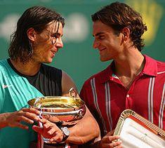 Federer utslagen i monte carlo