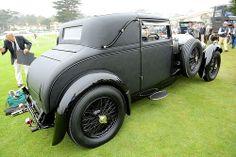 Bentley 6 1-2 Litre Surbico Sport Coupe 1927 2