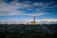 Bengtskär - Bengtskär majakkasaari majakka meri taivas aalto maininki kivi…