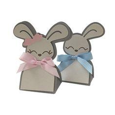 Silhouette Design Store - View Design #115317: rabbit box