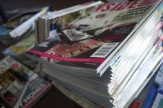 Why I'll By No Means Throw Out My Interiors Mags - http://www.interior-design-mag.com/home-decor-ideas/why-ill-by-no-means-throw-out-my-interiors-mags.html
