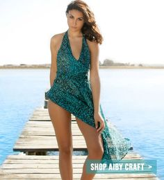 Aiby Craft - mex dress