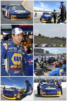 nascar chase grid 2014