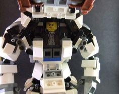 Prepare For TitanFall: A LEGO® creation by Garett Smith : MOCpages.com