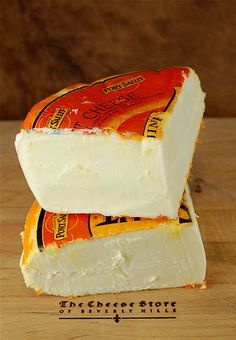 Port Salut is a creamy, semi-soft cheese originally made by Trappist Monks in France. It is great for melting into dishes or featuring in a stylish grilled cheese! Pair this slightly tangy cow's milk cheese with a light bodied red wine, like St. James Winery's Nouveau.
