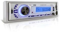 Pyle PLMR21BT Marine Deckless MP3 Player