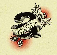 O designerbrasileiro Will Jr. é um fã do estilo de tattoo old school, pela sua simplicidade e linhas precisas. Usando essa paixão, Will decidiu homenagear famosas fontes com a beleza da estética o…