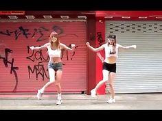 【神業ダンス!!!】 女子のシャッフルダンスステップがかっこいい!!! Vol.2 - YouTube