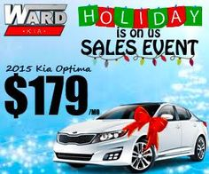 Superb View The Ward Kia Holiday Is On Us Sales Event And Ask About Auto Loans And  Financing