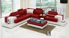 Mua sofa da phòng khách giá rẻ tại Hà Nội