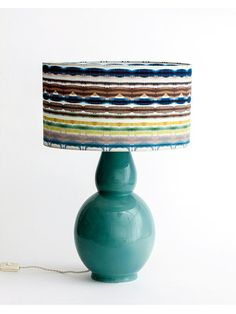Lámpara estilo calabaza hecha a mano
