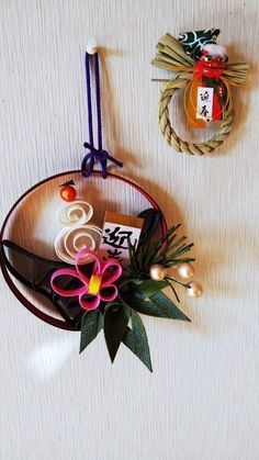 Origami, New Years Decorations, Paper Basket, Art Lesson Plans, Mother And Child, Feng Shui, Art Lessons, Wreaths, Christmas Ornaments