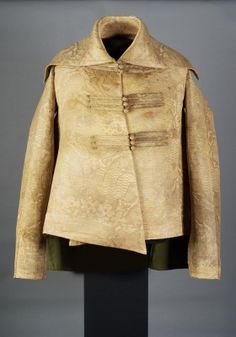 Overcoat (mente) - so called Matthias coat  Accession Nr.: 52.2682.1 Collection: Textile and Costume Collection Date: early 16th century - See more at: http://collections.imm.hu/gyujtemeny/overcoat-mente-so-called-matthias-coat/876#sthash.fxbheSi7.dpuf