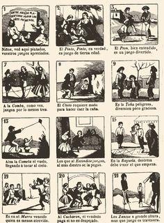 Las aleluyas infantiles (auques): artículo de Antonio Martín