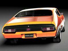 Falcon GT 351 Coupe