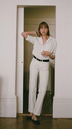 여자봄코디 4월 초 자켓과 니트, 셔츠 : 네이버 블로그