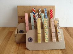elevenses with Mrs L: Washi Tape Ideas