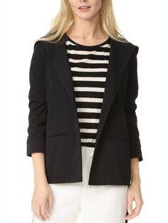 Hooded Jacket, Hoods, Blazer, Summer, Jackets, Fashion, Jacket With Hoodie, Down Jackets, Moda