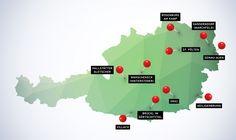 Umweltproblemzonen: 10 Umweltkonflikte in Österreich