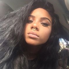 """Find and save images from the """"Beautiful People"""" collection by Moz (mozstashe) on We Heart It, your everyday app to get lost in what you love. Beauty Makeup, Hair Makeup, Bare Face, Dark Beauty, Brown Skin, Beauty Supply, Simple Makeup, Beauty Queens, Makeup Inspiration"""