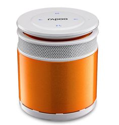 Rapoo Bluetooth portable speaker -- Use it for music + speakerphone calls!