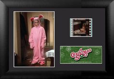 4669d8afca A Christmas Story Series 2 Mini Film Cell