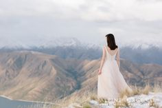 Winter Wedding in Wanaka. Photography by Alpine Image Company http://blog.alpineimages.co.nz/blog/