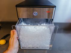 Opal Nugget Ice supplies chewable ice at home (pictures) - CNET - Page 3