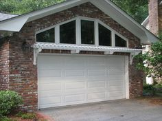 Garage Arbors - traditional - exterior - other metro - Arbororiginal Garage Trellis, Vine Trellis, Facade House, House Facades, Traditional Exterior, Beach House, Garage Doors, Shed, Outdoor Decor