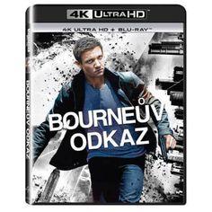 Blu-ray Bourneův odkaz, The Bourne Legacy, UHD + BD, CZ dabing   Elpéčko - Predaj vinylových LP platní, hudobných CD a Blu-ray filmov The Bourne Ultimatum, Bourne Legacy, Jason Bourne, Black Ops, No Response, Blues, Writing, Events, Movie
