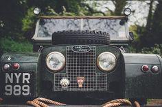Pacific Rim Ramblers � infinite-paradox: NICELEAK:1955 Land Rover...