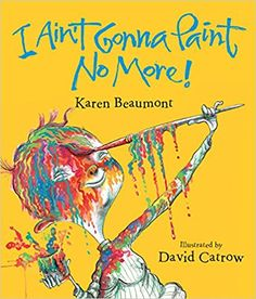Elements of the Art Room: 55 Books for the Elementary Art Room! Painting For Kids, Painting & Drawing, Virtual Families, Elementary Art Rooms, Good Luck To You, This Is A Book, Story Time, Art Education, Education Major