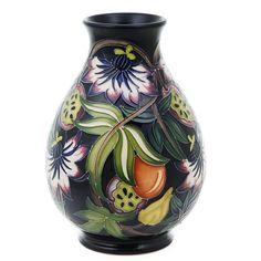 Passion Fruit Vase - Moorcroft