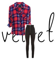"""Velvet and fall."" by rabia2003 ❤ liked on Polyvore featuring Balmain"