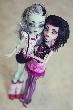 Matilda and Lolly by *hiritai