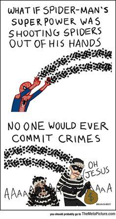 Spider-Man's Superpower