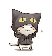 Resultado de imagen para fondos de gatos kawaii