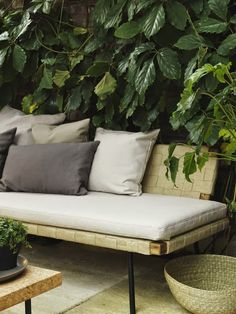 Outdoor Daybed Ikea Find This Pin And More On Trend Ikea Ilse Crawford Sinnerlig 2015 Anders Style Ikea Outdoor Daybed Hack. Ikea outdoor daybed hack day bed at beds hemnes adelaide. Outdoor Daybed, Outdoor Rooms, Outdoor Furniture, Outdoor Decor, Ikea Garden Furniture, Indoor Outdoor, Teen Furniture, Outdoor Pillow, Modern Furniture