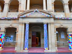 Warwick Town Hall, Queensland. Australia... at their Jumpers n Jazz Festival... <3