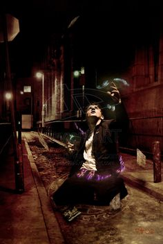 Urban Magic by wreckles.deviantart.com on @deviantART
