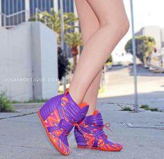 Wedge Sneaker heels!