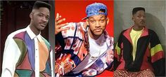 Old School TV Style: Fashion Inspired by The Fresh Prince of Bel-Air