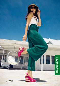 SALAMANDER - obuwie i torebki do -50%